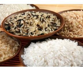 Несколько видов риса для диеты