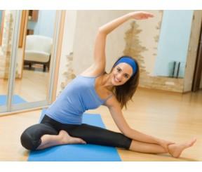 Удивительная йога - Пилатес