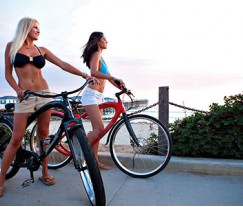 Катаемся на велосипеде и худеем