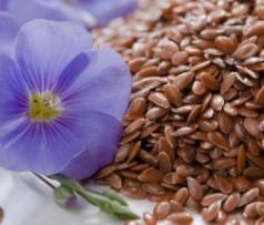 Нормализуем свой вес с семенами льна