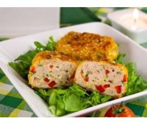 Рецепты низкокалорийных котлеток из курицы