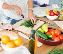 Учимся составлять меню правильного питания