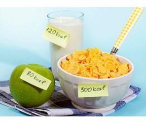 Учимся проводить подсчет калорий для похудения
