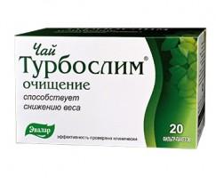 Чай компании Эвалар - Турбослим