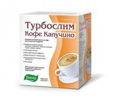 Бодрость и энергия в кофе Турброслим