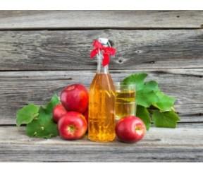 Народное средство в виде яблочного уксуса