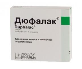 Восстанавливаем систему пищеварения Дюфалаком