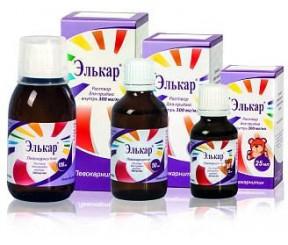 Полезные аминокислоты в Элькаре