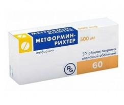 Как похудеть с Метформином?