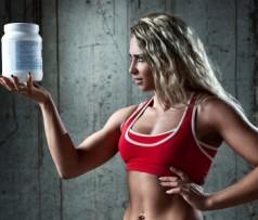 Девушкам рекомендуется специальный протеин
