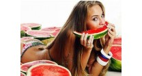 Как арбуз помогает в похудении