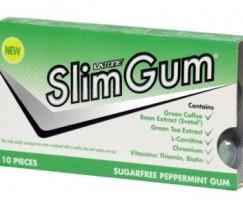 Главное - жевать! Жвачка Slim Gum