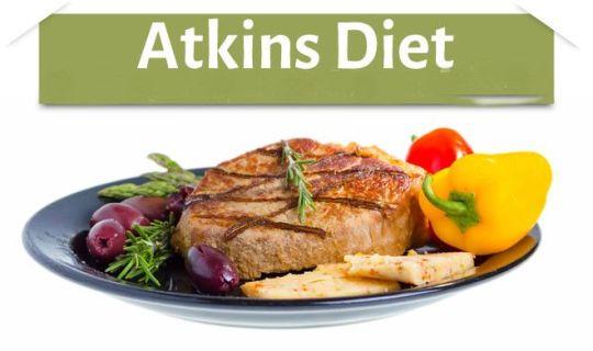 плюсы диеты аткинса