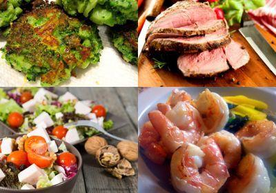 продукты без жира