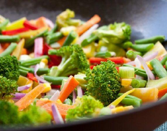 овощной салатик