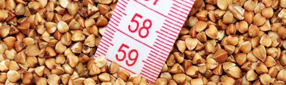 гречка с сантиметром