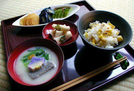 продукты японской диеты