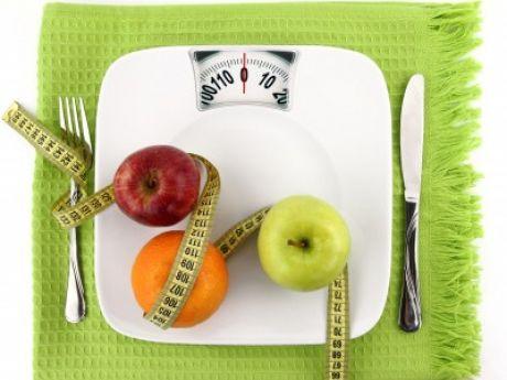 результат очищающей диеты виден на весах