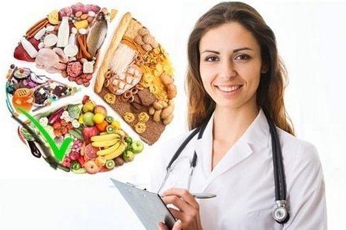 диетолог рекомендует