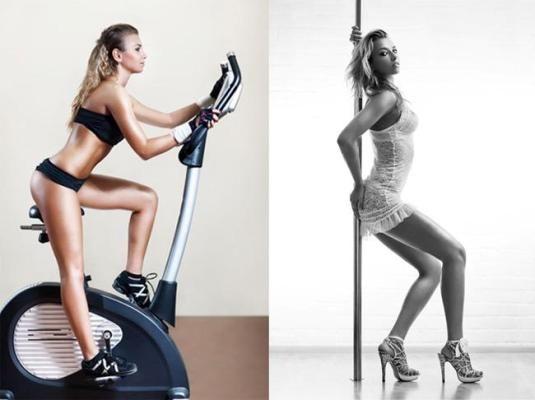 отличные результата велотренажера для похудения