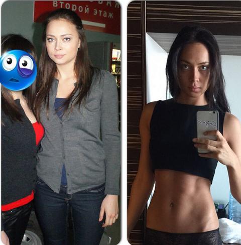 до и после тренировок бегом