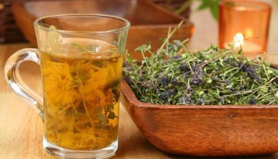 чай с травами подавляющие аппетит