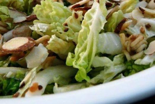 имбирный салат
