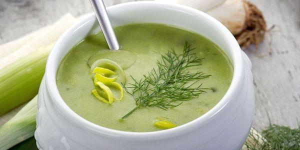 Диета На Основе Суп Из Сельдерея