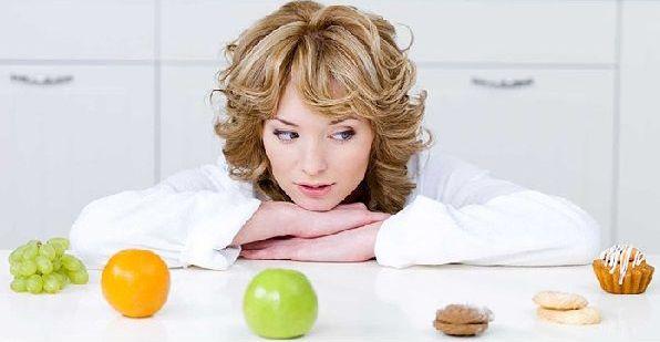 что выбрать сладкое или фрукты