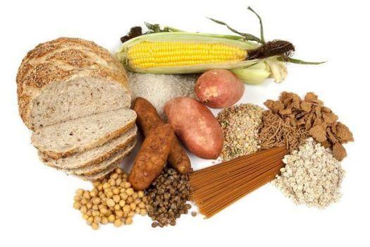 хлеб кукуруза картошка