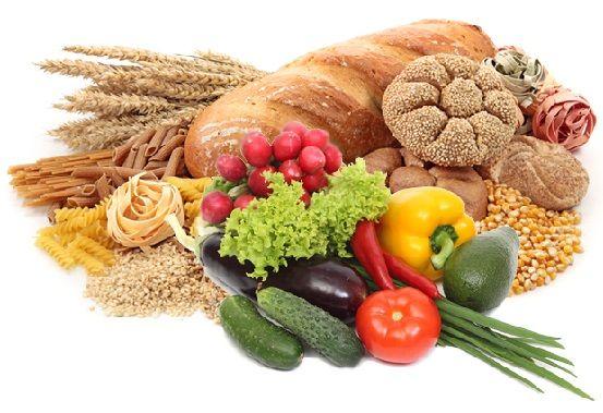 хлеб с овощами