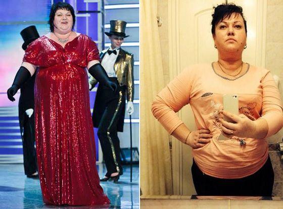 ольга картункова биография рост вес