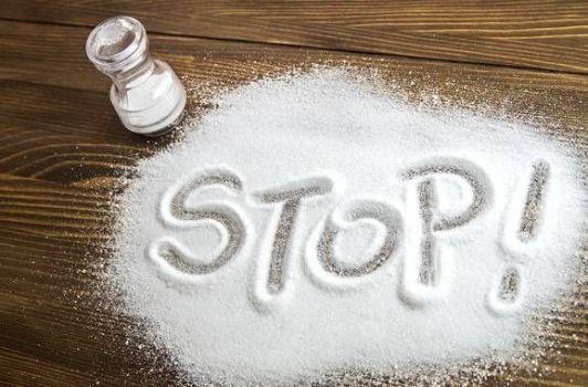 соли скажем нет