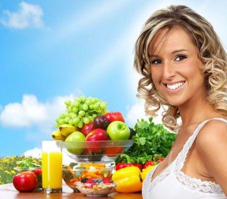 свежие фрукты овощи и соки