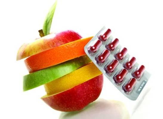 добавляем витамины