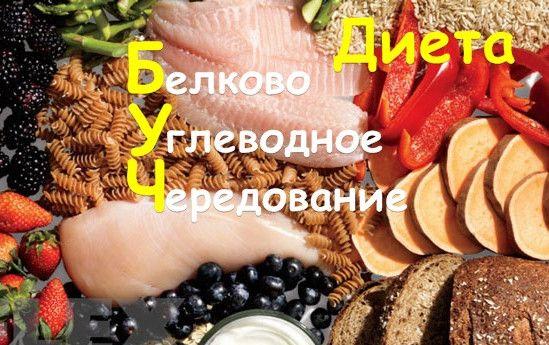 диета буч