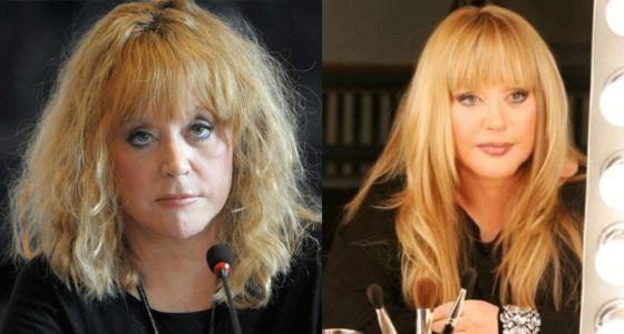 пугачева до и после преображения