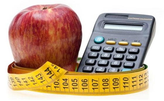 калькулятор с сантиметром