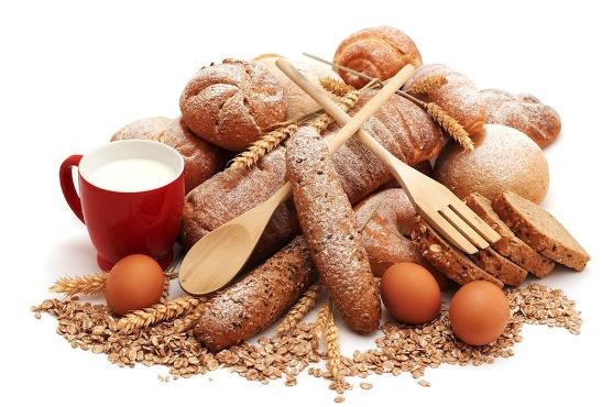 основные продукты суглеводами