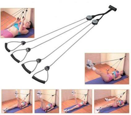 упражнения на тренажере похудей