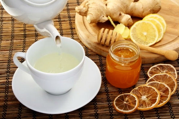 напиток из имбиря лимона и меда рецепт для похудения