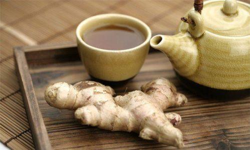 простой рецепт чая из имбиря и лимона