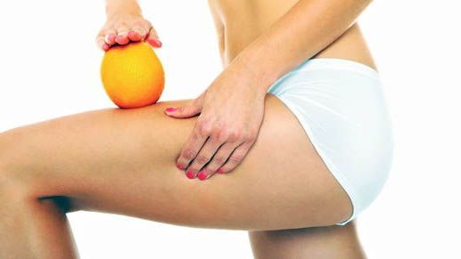 апельсин против целлюлита