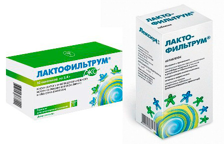 Лактофильтрум при беременности