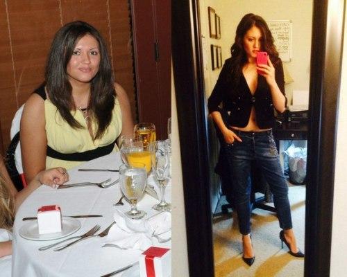 до и после похудения на липо старе
