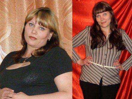 до и после арбузной диеты