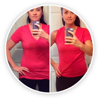 фото до и псоле применения отрубей жир