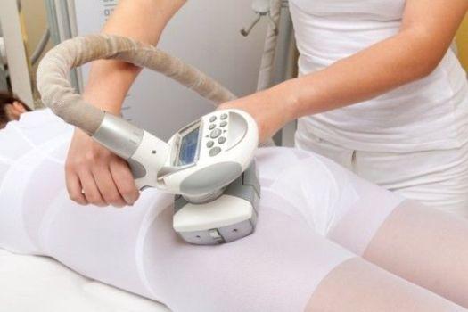 массаж тела оборудованием lpg